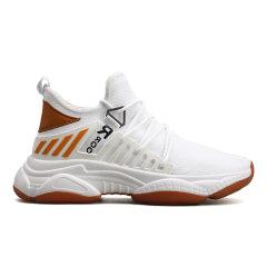 LANMARH 男鞋 夏季 透气 网眼 运动 休闲鞋 薄款 韩版 潮流 网面 跑步鞋 男士 鞋子JP-B85图片
