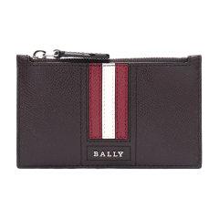 【国内现货】BALLY/巴利 男士皮质零钱包卡包 TENLEY LT图片