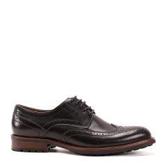 LANDAX/LANDAX 牛皮手工商务正装鞋 男士皮鞋 布洛克男鞋图片