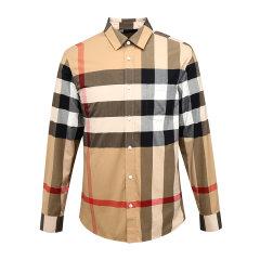 19春夏BURBERRY/博柏利男装男士衬衫男士长袖衬衫8004828图片