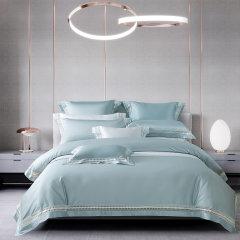 GeleiStory/GeleiStory蕾丝系列 100支蕾丝四件套被罩床罩被单枕套4件套 换季特惠 店铺特惠图片