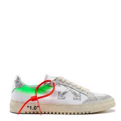 OFF-WHITE/OFF-WHITE 19年春夏 帆布鞋 男性 板鞋 箭头 板鞋 OMIA042E19D68048 0140 0140图片
