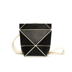 【Designer Bags】YEE SI/YEE SI Facet Mini 女士折叠包牛皮单肩斜挎手提包图片