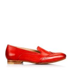 Quarvif/Quarvif 19春夏新款女式手工牛津鞋/皮鞋【羊皮 真皮大底】QWG71543图片