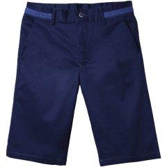 GENANX&闪电潮牌 运动 夏季 薄款 男士 休闲短裤 纯色 五分裤 修身 中裤 微弹 SP093图片