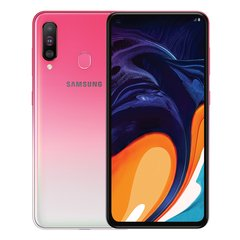 Samsung/三星 Galaxy A60 黑瞳全视屏 3200万超广角拍照 骁龙675 全网通4G手机 双卡双待图片