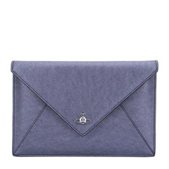 Vivienne Westwood/薇薇安威斯特伍德女包 女士磁扣开合牛皮手拿包 手包 52040008图片