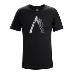 Arcteryx 始祖鸟 Regenerate SS 男子 休闲 运动 时尚 棉质 圆领 短袖 T恤 21038 21037图片