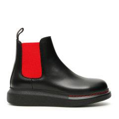 【双11同价】Alexander McQueen/亚历山大麦昆 19年秋冬 及裸靴 女性 切尔西靴 短靴 586398WHX52图片
