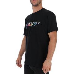 Givenchy/纪梵希 20年春夏 服装  男性 白色 男士短袖T恤 BM70RL3002_100图片