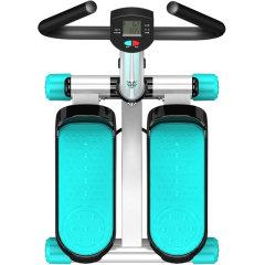 双超suncao瘦身踏步机家用减肥踏步机室内免安装静音扶手踏步机液压踩踏机SC-S036/冰丝青