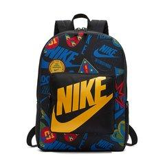 耐克NIKE男包女包 YNK CLASSIC 新款双肩包 运动包 趣味印花运动书包 休闲双肩背包 BA5995图片