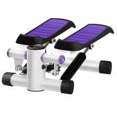 双超suncao瘦身踏步机家用减肥踏步机室内免安装静音踏步机液压踩踏机SC-S083/紫色