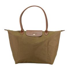 Longchamp/珑骧  女士尼龙布拉链饺子手提包 MS10-L1899089001图片