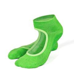哈达瑜伽袜子防滑专业女五指袜瑜珈袜冬季薄瑜伽用品运动健身袜子图片