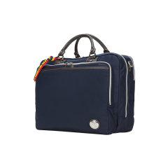 GLUX/古莱仕 男士商务包横款电脑单肩背包包休闲牛津布斜挎包公文包 其它 男士图片