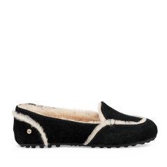UGG2019秋季女士单鞋乐福加州系列休闲毛单鞋毛毛鞋1020029图片
