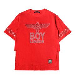 【韩国直邮】 BOYLONDON   女士休闲T恤  短袖T恤  B82TS1413F图片