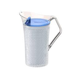 Asobu爱斯堡春夏季冰镇凉水壶P100 家用塑料耐热耐刮大容量冷水壶1.5L图片