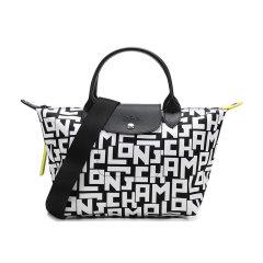 【国内现货】Longchamp/珑骧 女士LE PLIAGE系列织物小号手提单肩包 1512 412图片