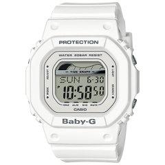 CASIO/卡西欧  BABY-G女神经典冲浪小方块潮汐防水时尚运动手表图片