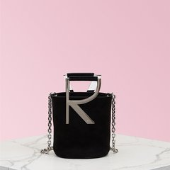 2019年秋冬新品RogerVivier/罗杰·维维亚 女士包袋 RV 迷你手袋手提包图片