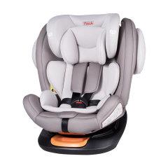 Pouch安全座椅360度旋转儿童宝宝汽座ISOFIX接口汽车用0-12岁图片