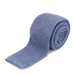 BURBERRY/博柏利  领带  羊毛面料灰色男士领带