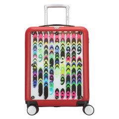 """GLUX/古莱仕 可""""换脸""""日本万向轮行李箱旅行箱潮登机箱(单买) +面板 (单买)聚碳酸酯 青年图片"""
