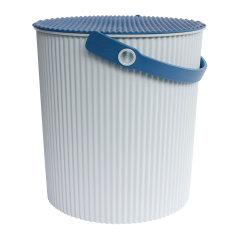 (春季出游)日本进口多功能收纳桶   防潮防尘密封储物桶    Hachiman炫彩桶凳户外收纳水桶冰桶米桶 (9大功能)图片