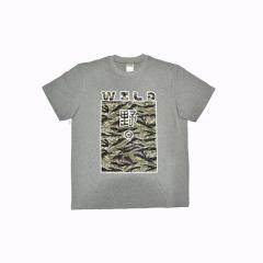 Fool's Day 男装 野 迷彩图案 短袖T恤 0023-AAA图片