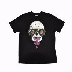 Fool's Day 男装 恶搞 骷髅头 短袖T恤 0007-AAA图片