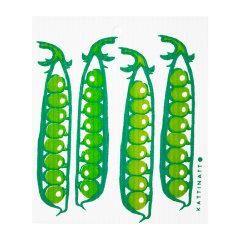 KATTINATT/KATTINATT瑞典 夜喵布 蔬菜系列 重复使用单手拧干除螨速干双面吸水性好 清洁布的爱马仕 蔬菜图片