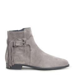 2019年秋冬新品 Tod's/托德斯女士靴子 短靴 绒面小牛皮踝靴图片