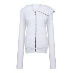 【19春夏】DRKSHDW/DRKSHDW  白色连帽女卫衣 DS19S4226 RIG图片