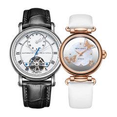 SEA-GULL/海鸥表 时尚自动机械情侣对表 男表 女表 腕表 手表 送礼 礼物  表白图片