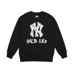 【韩国直邮】2019FW新款 MLB 男女士运动卫衣 LIKE 宽松版 31MT05941图片