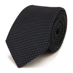 EmporioArmani/安普里奥阿玛尼领带-男士领带面料:桑蚕丝里料:53粘纤47醋酯纤维图片