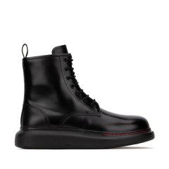 【双11同价】Alexander McQueen/亚历山大麦昆 19年秋冬 百搭 男性 男士短靴 586191WHX51图片