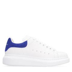 亚历山大麦昆/Alexander McQueen 19年秋冬 女性 板鞋 女士休闲运动鞋 553770/WHGP7_9061 WHITE/BLACK图片