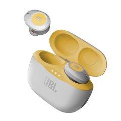 JBL TUNE120TWS 真无线蓝牙耳机 入耳式运动耳机 时尚色彩 双耳通话 立体声图片