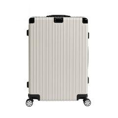 VANESSA HOGAN/VANESSA HOGAN VH拉杆箱青年轻便旅行箱20寸24寸铝框登机箱[材质:PC/ABS,适用人群:中性款式]图片