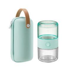 哲品家居 Tritan版派杯出差旅行便携茶具套装 单人飘逸杯茶具整套图片
