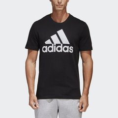 adidas阿迪达斯T恤男阿迪T恤男T恤短袖 基础款经典款大logoT恤短袖Tee 黑色CD4864白色CD4863图片
