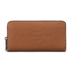 COACH/蔻驰  男士牛皮长款钱包 24648 多色可选图片