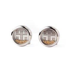 Mavin Marvy/美世美华 经典系列 Scattered beads散珠袖扣图片