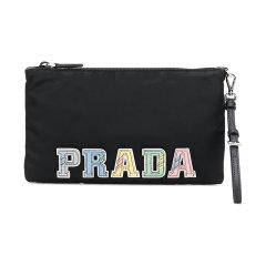 PRADA/普拉达(预售)男包 男士中性款式手拿包尼龙拉链手包 1NH545/2NH006图片