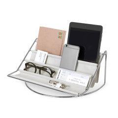 umbra HAMMOCK 哈莫可桌面多功能收纳架手机钥匙眼镜布质置物架 大号图片
