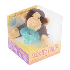 Wubbanub/Wubbanub 安抚奶嘴毛绒玩具0-36个月奶嘴不可拆图片