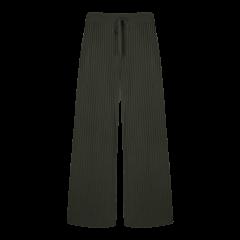 ERDOS/鄂尔多斯 19早秋新品 纯羊绒针织直筒长裤女士休闲裤图片